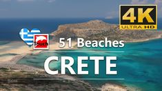 What to do in western Crete? Which beach is the best? This video shows the best beaches in Crete (Kreta, Κρήτη), Greece (Ελλάδα). Paros, Mykonos, Beach Place, Paradise On Earth, Seen, Countries Of The World, Greek Islands, Resort Spa, Amazing Nature