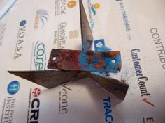 Torch Fire Enameling - sifting method - Artisan Whimsy