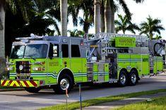 Cool Fire, Fire Equipment, Palm Beach Gardens, Fire Apparatus, Emergency Vehicles, Fire Truck, Fire Engine, Firefighters, Ambulance