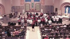 """St. Raymond & St. Leo The Great Parish Celebrating 5 years """"United in Faith and Family""""  Friday, September 27, 2013 - Gospel Concert Saturday, September 28, 2013 - 4:00 pm Mass with Bishop Carmon as the celebrant. Sunday, September 29, 2013 - 8:00 am Mass with Bishop Fabre as the celebrant 10:00 am Mass with the Superior General of the Josephites. A picnic following the 10:00 am Mass on St. Joseph grounds on Mirabeau Ave.  ©LS3 Studios, LLC 