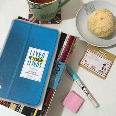 Hora de atualizar as leituras e programar as próximas 📖❤️ #livrodemarcarlivros #planner #listas #livro #book