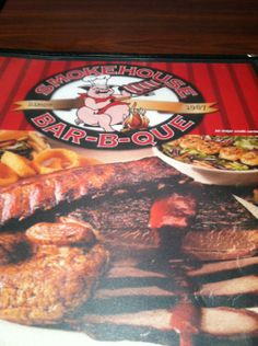If You Like Your Barbeque Sweet and Tangy Then This Is The Place For You