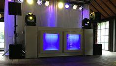 Bruiloft dj inclusief drive-in show E. Locatie: Uitspanning de Fazanterie te Ulvenhout