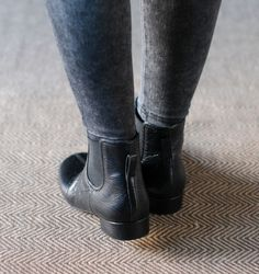 QUITO BLACK :: BOOTS :: CHIE MIHARA SHOP ONLINE