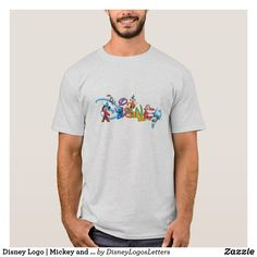 Friends T Shirt Logo Graphic Tees For Men Women
