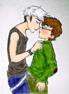 Hijack: Punk!Nerd Au by LarynDawn.deviantart.com on @deviantART