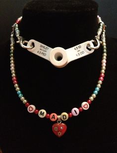 Trach chain with attachable/detachable necklace by TrachItUp, $18.00