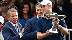 Jordan Spieth wins Tour Championship, FedEx Cup and is now in the World! Jordan Spieth, Thing 1, Golf Tips, Future Husband, Victorious, Jordans, Cap, Tours, Seasons