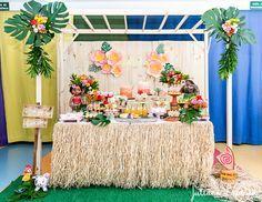Festa Moana: idéias de decoração e todos os detalhes da festa de 6 anos da Lele! - AlphaMaes