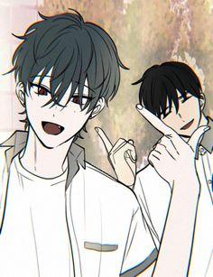 Ereri, Cute Anime Couples, Manhwa, Manga Anime, Korea, Gay, Icons, Random, Beautiful Drawings