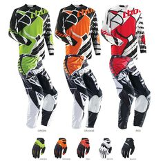 Thor - 2014 Phase Mask Jersey,Pant Gear Combo
