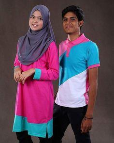 Tshirt & Tshirt Muslimah Set couple Ready Stock . Price: RM 80 /set (free postage) . Material:  Lelaki: Lacoste Size: XS-3XL  Perempuan: Cotton Size: S-3XL . Inquiries/order Whatsapp 0169683753 #tshirtprinting #sayajualbajuiam #bajuiam #sayajual #tshirtcouple #tshirtcouplemurah by bajuiam
