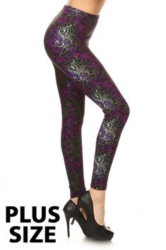 Description Incredibly soft leggings in all prints and patterns. Care instructions: Machine wash cold in a laundry sack and hang to dry. Size 14, Print Patterns, Stockings, Product Description, Leggings, Lady, Pants, Fashion, Socks
