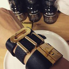 Bracelet, handmade, leather, learherworks, wallet, leathercraft,craft, bag, paperbag, studiovoy.com