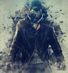 Watch dogs own... Aiden Pierce