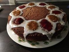Runebergin kakku lakka-mansikka