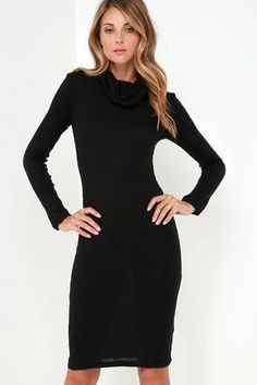 Turmec Long Sleeve Sweater Dresses For Juniors