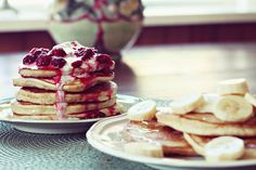 Coconut Milk Pancake Recipe: a Tropical Breakfast Delight