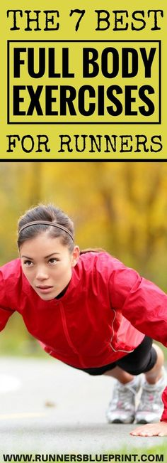 full body exercises you need to increase totall body power and strength All Body Workout, Kickboxing Workout, Workout Circuit, Running Workouts, Fun Workouts, Running Tips, Running Muscles, Running Injuries, Full Body