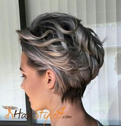 What Are The Most Stylish Short Haircuts 2016 | HairStyles4.Com
