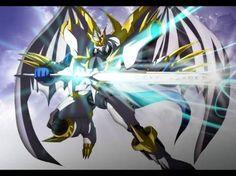 Digimon Dragon's Shadow: Imperialdramon paladin mode