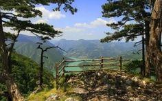 Scarica Lookout On Zaovine Lake Carta da parati di alta qualità