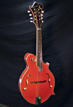 Mandolin by Hervé Coufleau (France)