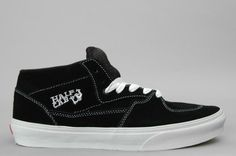 Vans   Half Cab   Black   57.95