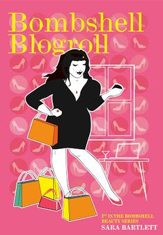 One of the fashion bloggers I read wrote a book!  (And now I feel lazy.)