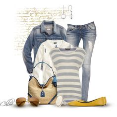Breezy Sunshiny Day by chloe-813 on Polyvore