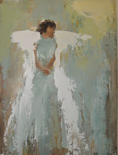 Charlotte artist Anne Neilson is best known for her etherial angel series and is represented at her gallery in Charlotte, NC at Anne Neilson Fine Art.