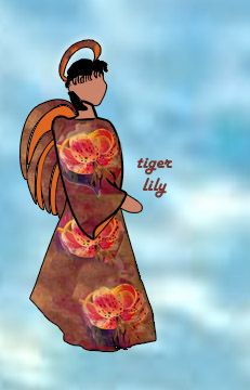 Flowers  Tiger Lily