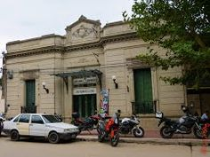 """Panoramio - Photo of Sociedad de socorros Mutuos, Asociación Mutual de Jubilados, antiguo cine """"Luxor"""" - Capilla del Señor, Buenos Aires"""