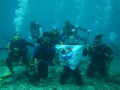 Check Triton Dive Service and find special diving package.