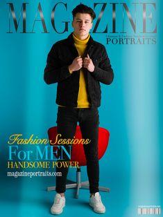 Magazine Portraits for MEN