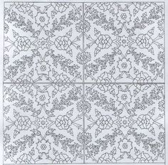 Border Pattern, Pattern Art, Pattern Design, Interesting Drawings, Glazes For Pottery, Glazed Pottery, Islamic Patterns, Moroccan Pattern, Turkish Art