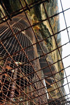Stairs, Lion's Rock, Sigiriya, Sri Lanka #SriLanka #Sigiriya #LionsRock