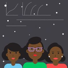 """dunnedesign: """" 1: Hidden Figures In many ways, Hidden Figures, was a perfect movie to start this project with. This film tells an incredible story of three inspiring women (each in their own ways) who work at NASA in the 1960′s, during a heated time..."""
