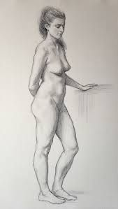 nude-figure-drawing-model-vag-nude