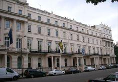 Eaton Square, Psychiatry, Architecture, The Neighbourhood, Louvre, Politics, England, Street View, London