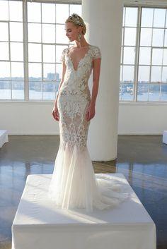 Marchesa Bridal Fall 2016