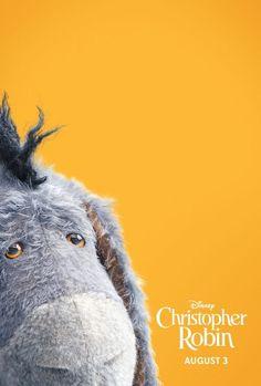 Winnie-the-Pooh and friends help old pal Christopher Robin rediscover the joy of life. Arte Disney, Disney Magic, Disney Art, Disney Movies, Disney Stuff, Disney Pics, Ewan Mcgregor, Eeyore, Tigger