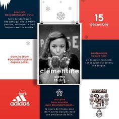 #boostbirhakeim - 15 décembre - Clémentine #calendrierdelavent - @bbirhakeim