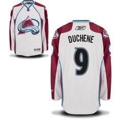 Colorado Avalanche 9 Matt Duchene Road Jersey - White [Colorado Avalanche Hockey Jerseys 044] - $50.95 : Cheap Hockey Jerseys