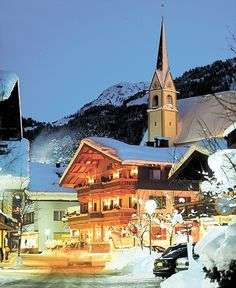 Fancy some #skiing? Try the village of Fieberbrunn in #Austria.