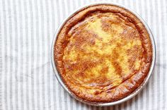 Tuscan Rice and Custard Torta (Torta di Riso alla Carrarina), a recipe on Food52