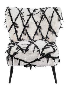 Shag Armchair by nuLOOM at Gilt