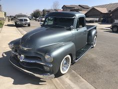 1954 Chevy Truck 1954 Chevy Truck, Chevy Trucks, Pickup Trucks, Chevy 3100, Chevy Pickups, Cool Trucks, Antique Cars, Vans, Hot Rods