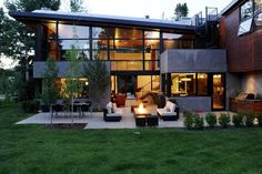 Not exactly what I'd expect in Aspen, CO! A Different Slant in Aspen--WSJ House of the Day - WSJ.com