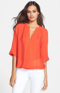 Joie 'Marru' Silk Blouse available at #Nordstrom
